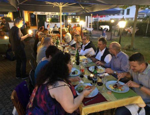 KMU Grill im Restaurant zum Park – Impressionen von einem gemütlichen Abend
