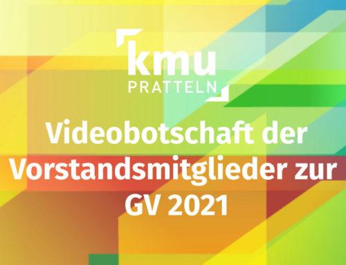 GV 2021 im schriftlichen Verfahren