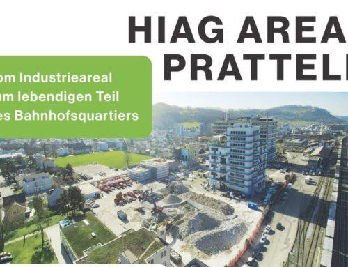 HIAG Areal Pratteln: öffentliche Dialogveranstaltung am 29. September 2021